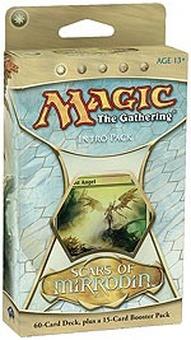 Magic. Scars of Mirrodin Intro Pack: Myr of Mirrodin