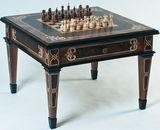 "Шахматный стол с фигурами ""Люкс"""
