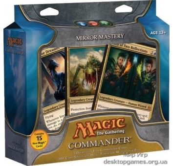 Magic. Commander Deck: Mirror Mastery (URG)